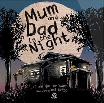 Mum and Dad in the Night by Lynn Van der Wagen