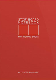 Storyboard Notebook for Picture Books