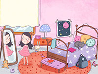 Lynn, an illustration style for childrens' books by Tadaa Book