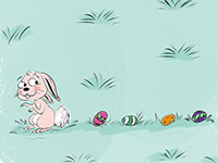 Minty, an illustration style for childrens' books by Tadaa Book